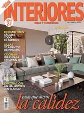 《Interiores》西班牙室内时尚杂志2011年11月号