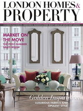 《London homes&Property》伦敦时尚家居杂志2011年10月号