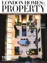 《London homes&Property》伦敦时尚家居杂志2011年11月号