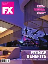 《FX》英国版时尚家居设计杂志2011年10月号