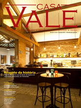 《Casa.vale》巴西版室内设计流行趋势杂志2011年10月号