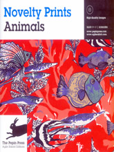 《Novelty Prints Animals》2012-2013秋冬荷兰最新面料色彩趋势手稿
