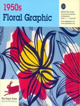 《1950s Floral Graphic》2012-2013秋冬荷兰最新面料色彩趋势手稿