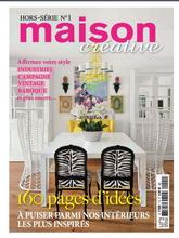 《Maison Créative》法国版时尚家居杂志2012-13秋冬号