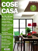 《Cose di Casa》意大利版时尚家居杂志2012年11月号
