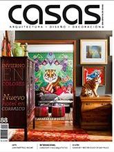 《Casas》西班牙版时尚家居设计杂志2012年07月号