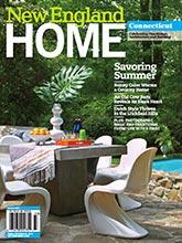 《New England Home Connecticut》美国室内时尚杂志2013年夏季号