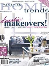 《Canadian Home Trends》加拿大时尚家居杂志2013年夏季号
