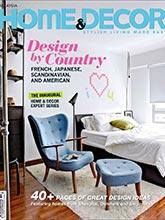 《Home & Decor》马来西亚室内设计流行趋势杂志2013年10月号