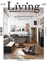 《Living》意大利版时尚家居杂志2013年10月号(#1)