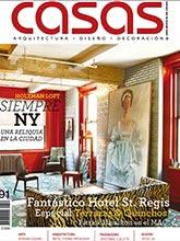 《Casas》西班牙版时尚家居设计杂志2013年10月号