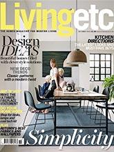 《Livingetc》英国时尚家居杂志2013年10月号