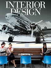 《Interiordesign》欧美版室內设计杂志2013年10月号