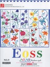 《Eoss》2020春夏韩国图案