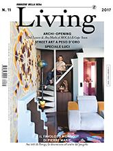 《Living》意大利版时尚家居杂志2017年11月号