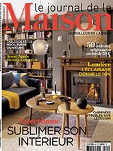 《Le Journal de la Maison》法国版室内装饰设计杂志2017年12月—2018年1月号