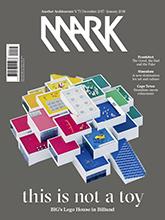 《MARK》荷兰版国际建筑杂志2017年12月—2018年1月号