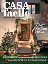 《Casa Facile》意大利家居空间装饰艺术杂志2017年12月号