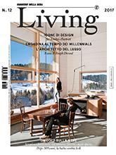 《Living》意大利版时尚家居杂志2017年12月号