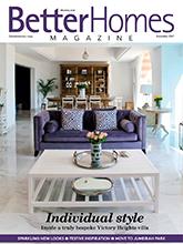 《Better Homes》迪拜版时尚家居设计杂志2017年12月号