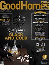 《Good Homes》印度版居家室内设计杂志2017年12月号