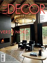 《Elle Decor》意大利版时尚家居杂志2017年12月—2018年01月号