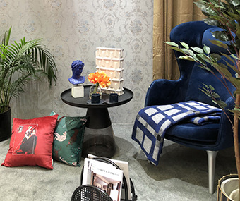 中国(上海)墙纸布艺窗帘暨家居软装饰展览会