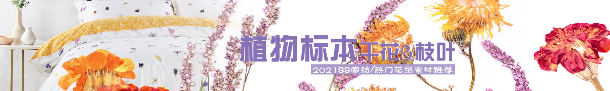 干花&枝叶