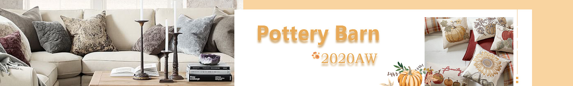 Pottery Barn Banner