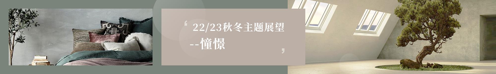 22/23秋冬主题展望--憧憬