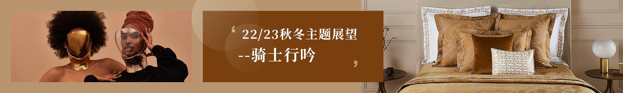 22/23秋冬主题展望--骑士行吟