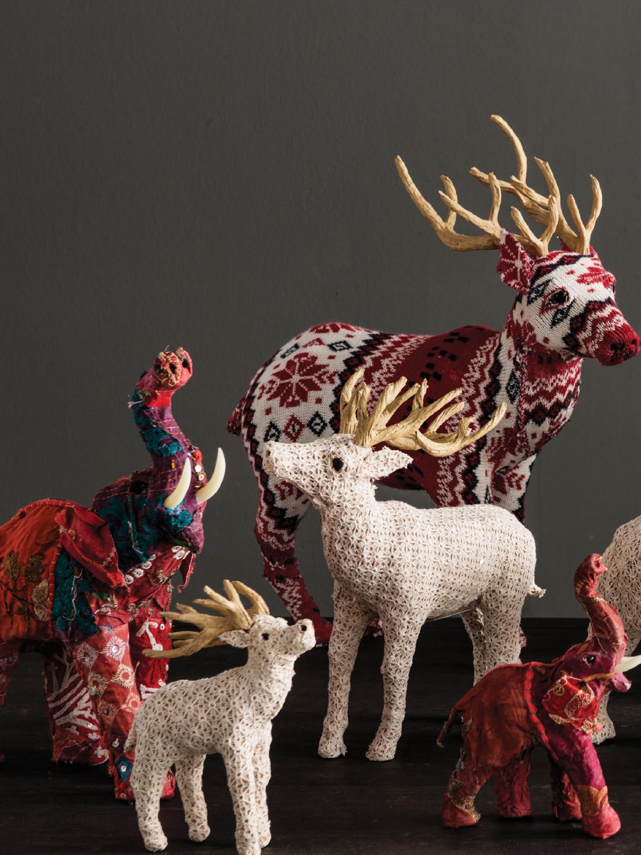 《Mudo》2018秋冬圣诞节主题陶瓷系列Lookbook