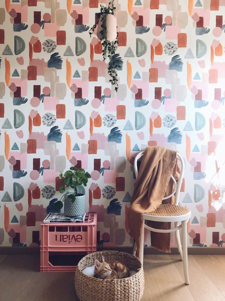 《Roomblush》2018春夏壁纸系列Lookbook
