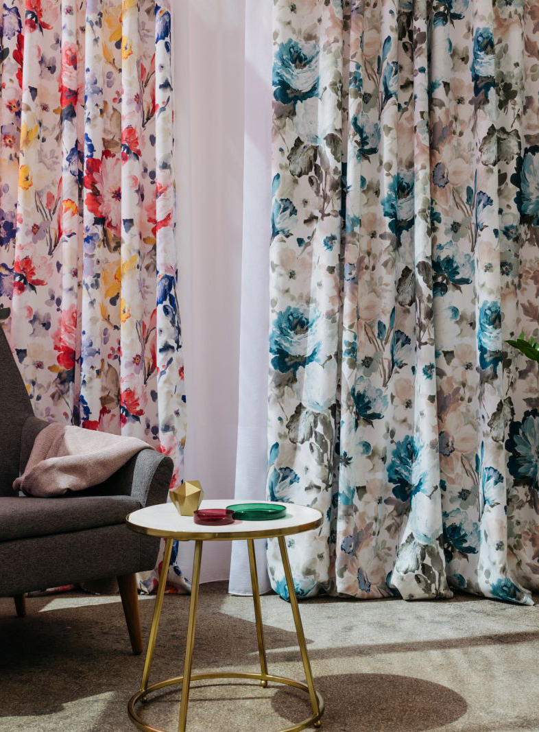 《Mendola Fabrics 》2018春夏软装面料系列Lookbook