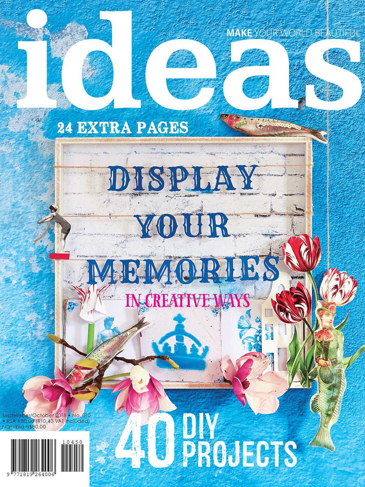 《Ideas》南非时尚家居创意杂志2018年09月号