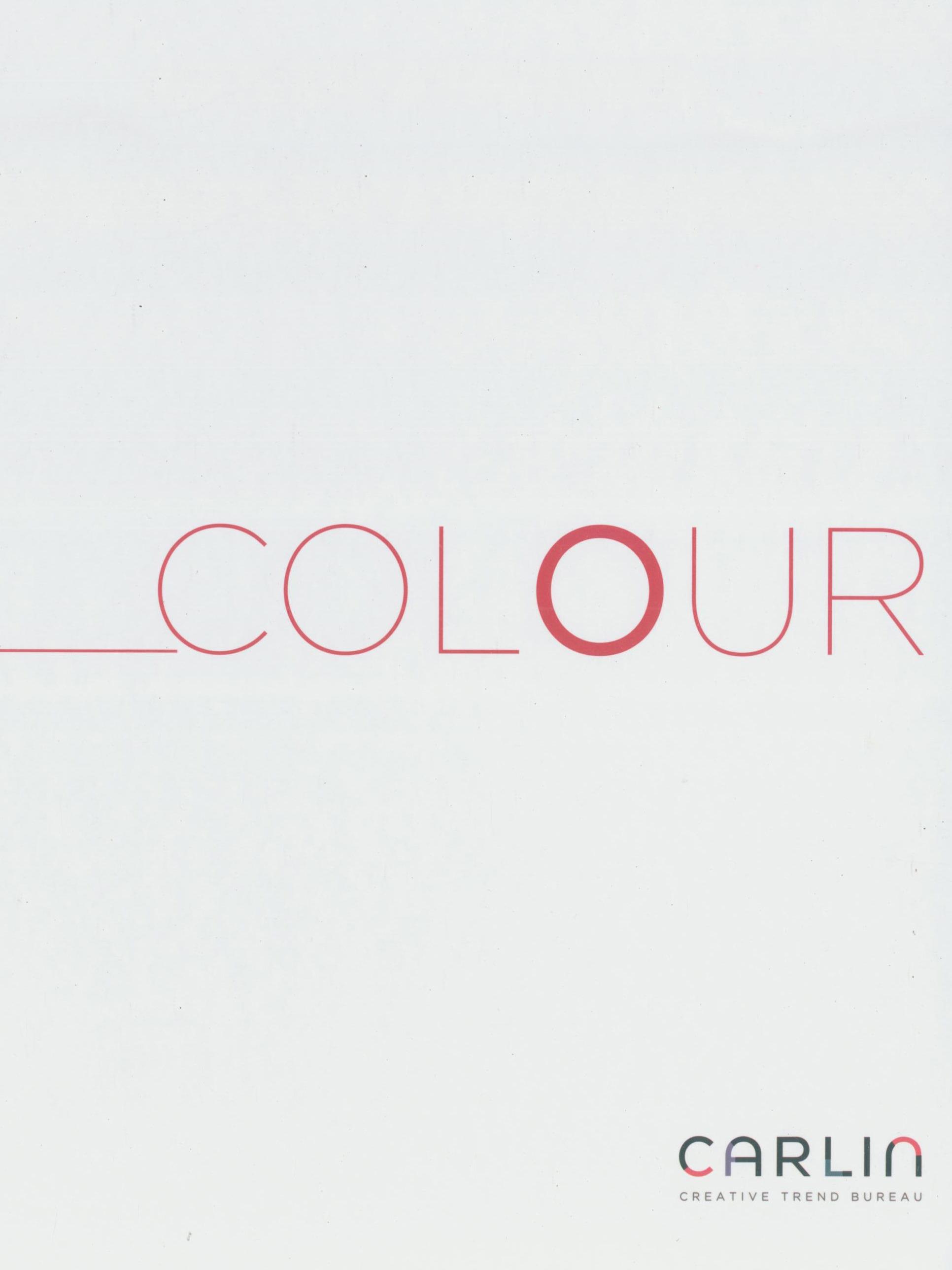 《Carlin》2020春夏欧美面料色彩趋势手稿
