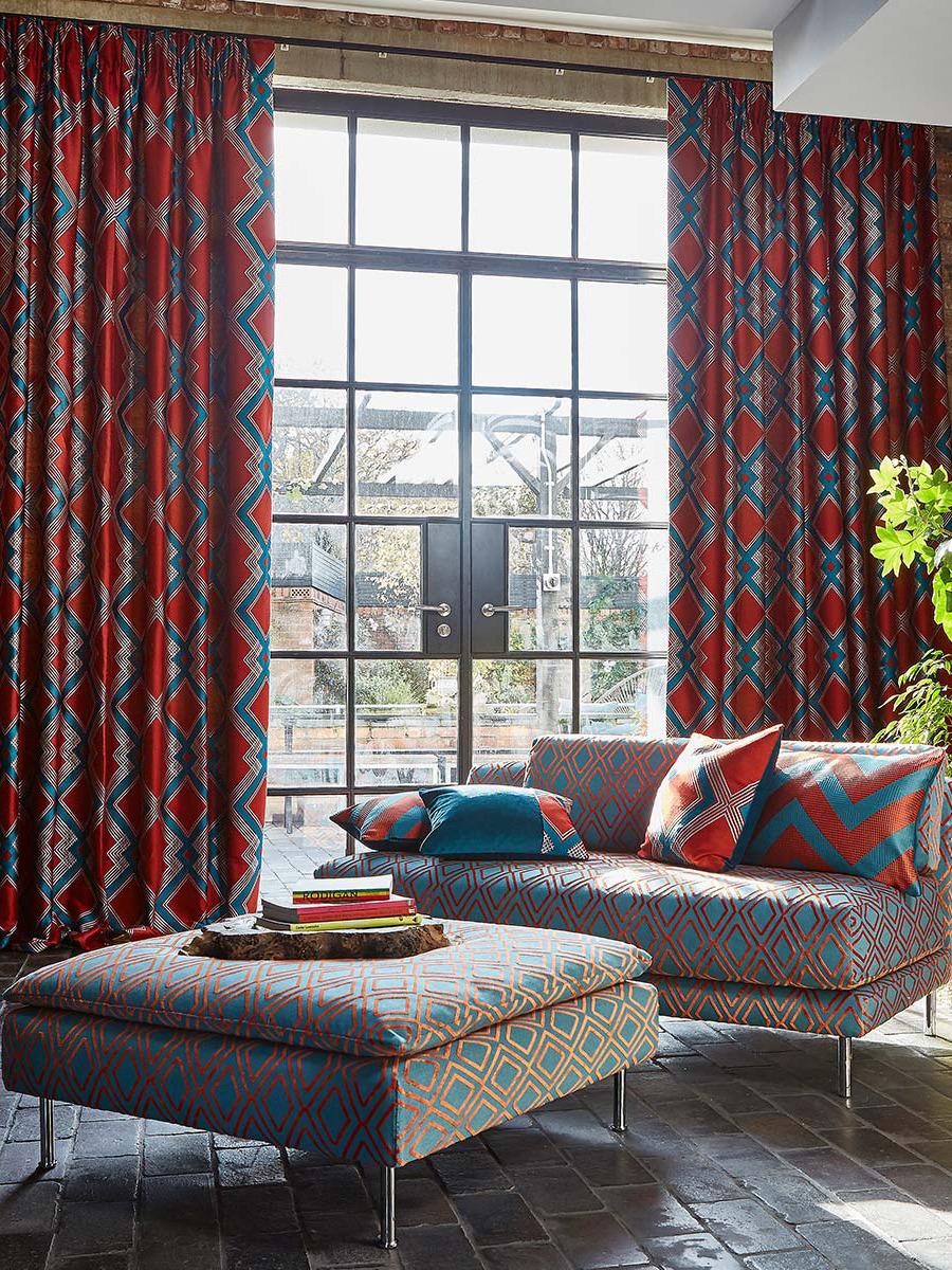 《Prestigious Textiles》2019春夏软装布艺系列Lookbook