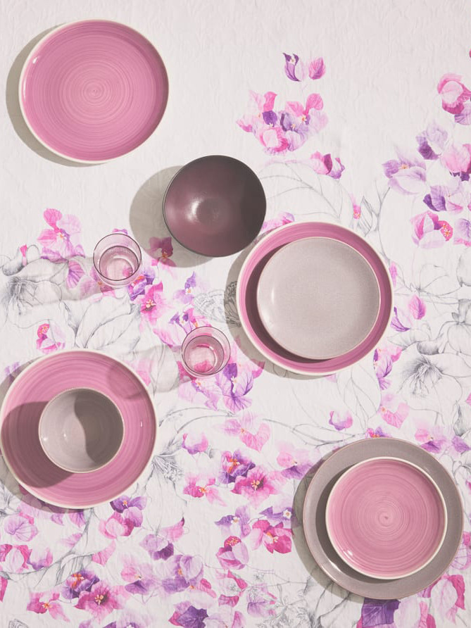 《Zara Home》2019春夏陶瓷系列Lookbook