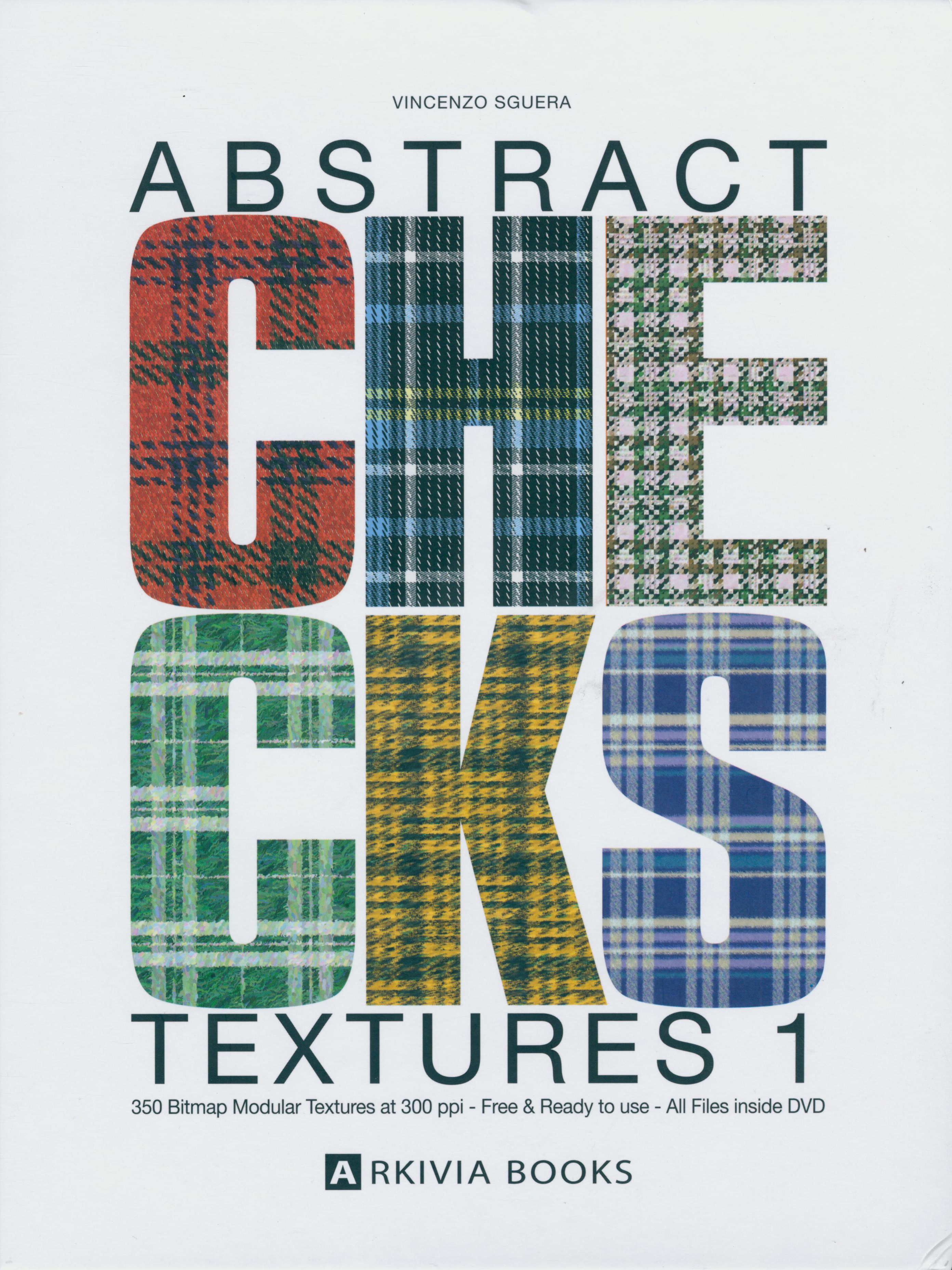 Arkivia Books-Abstract Textures(Vol.1)
