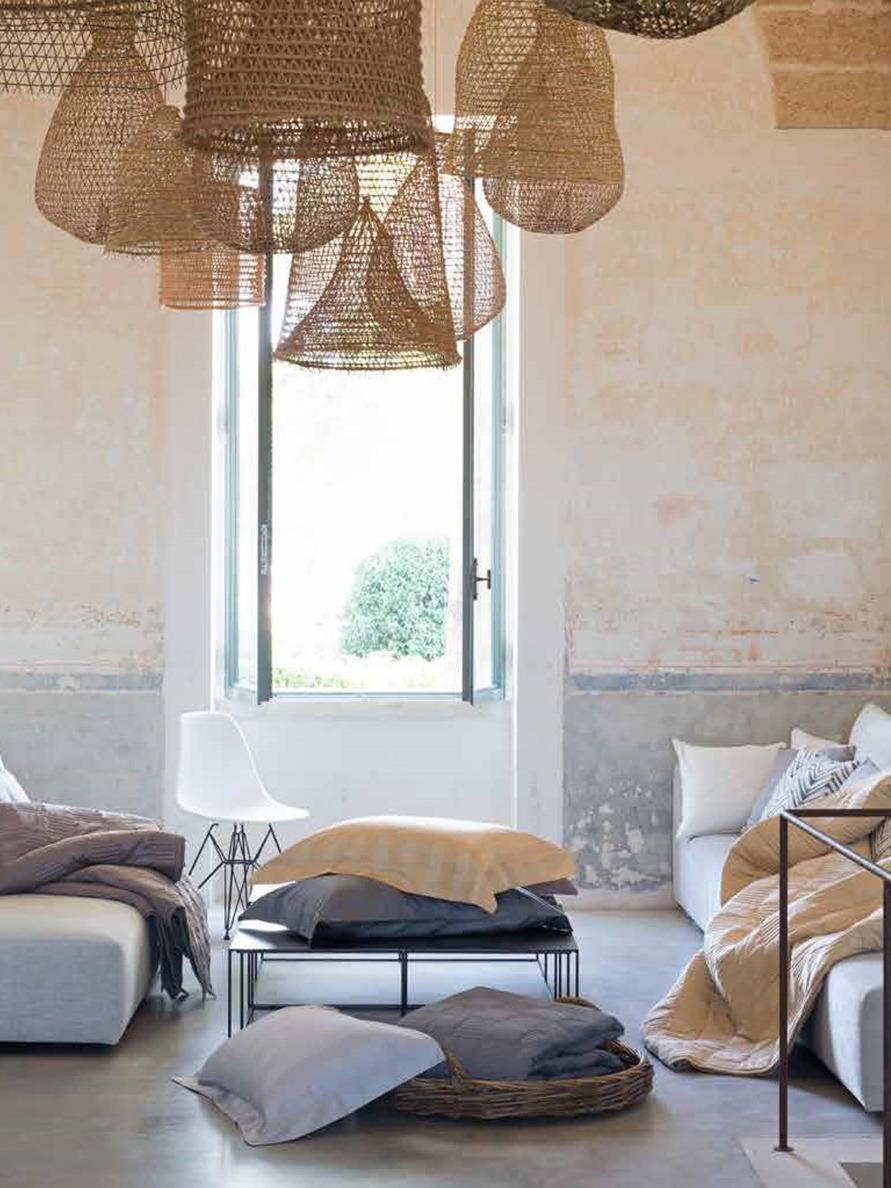 《Bellora》2019春夏床上用品系列Lookbook