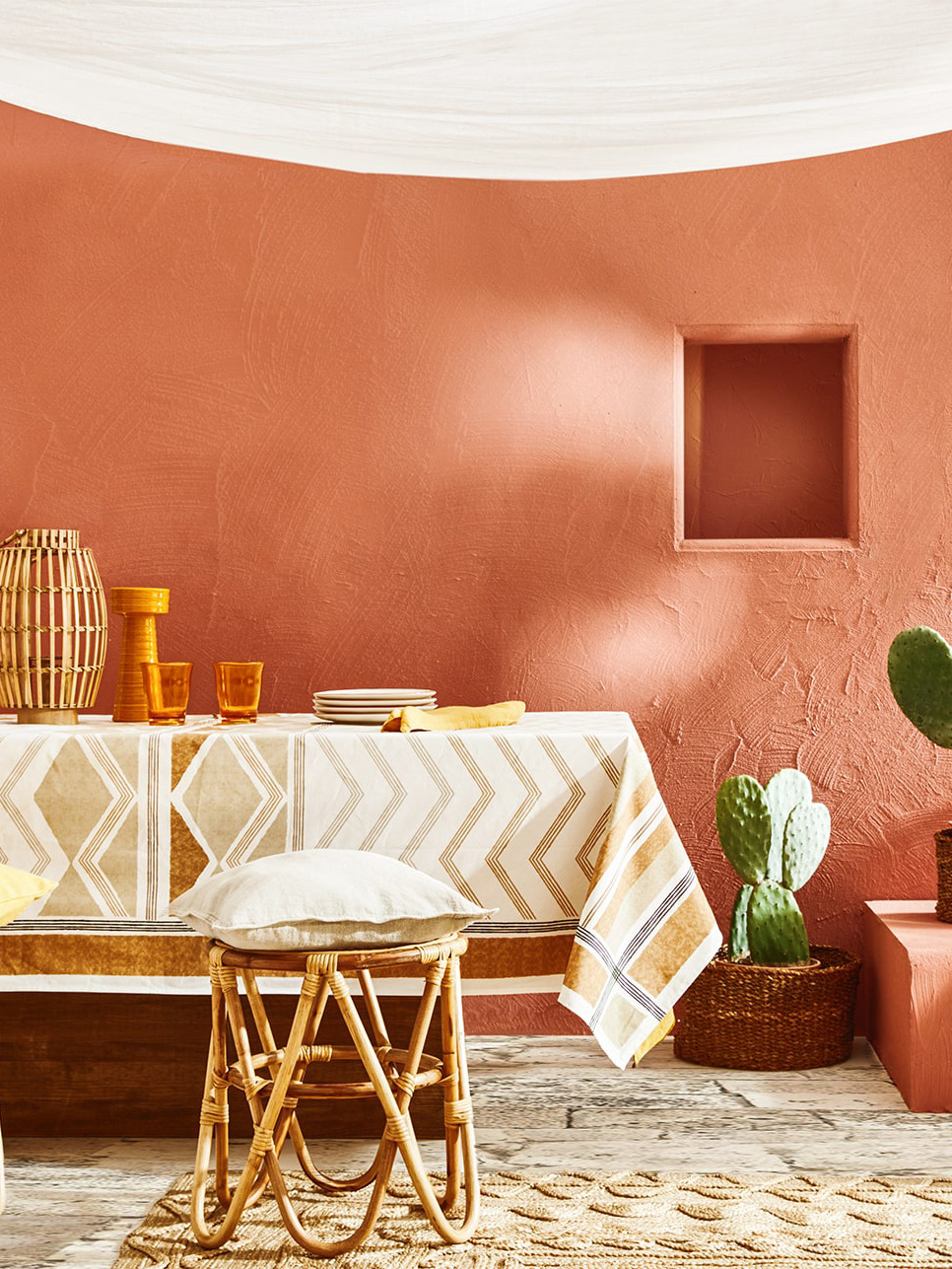 《Zara Home》2019春夏家居用品系列Lookbook