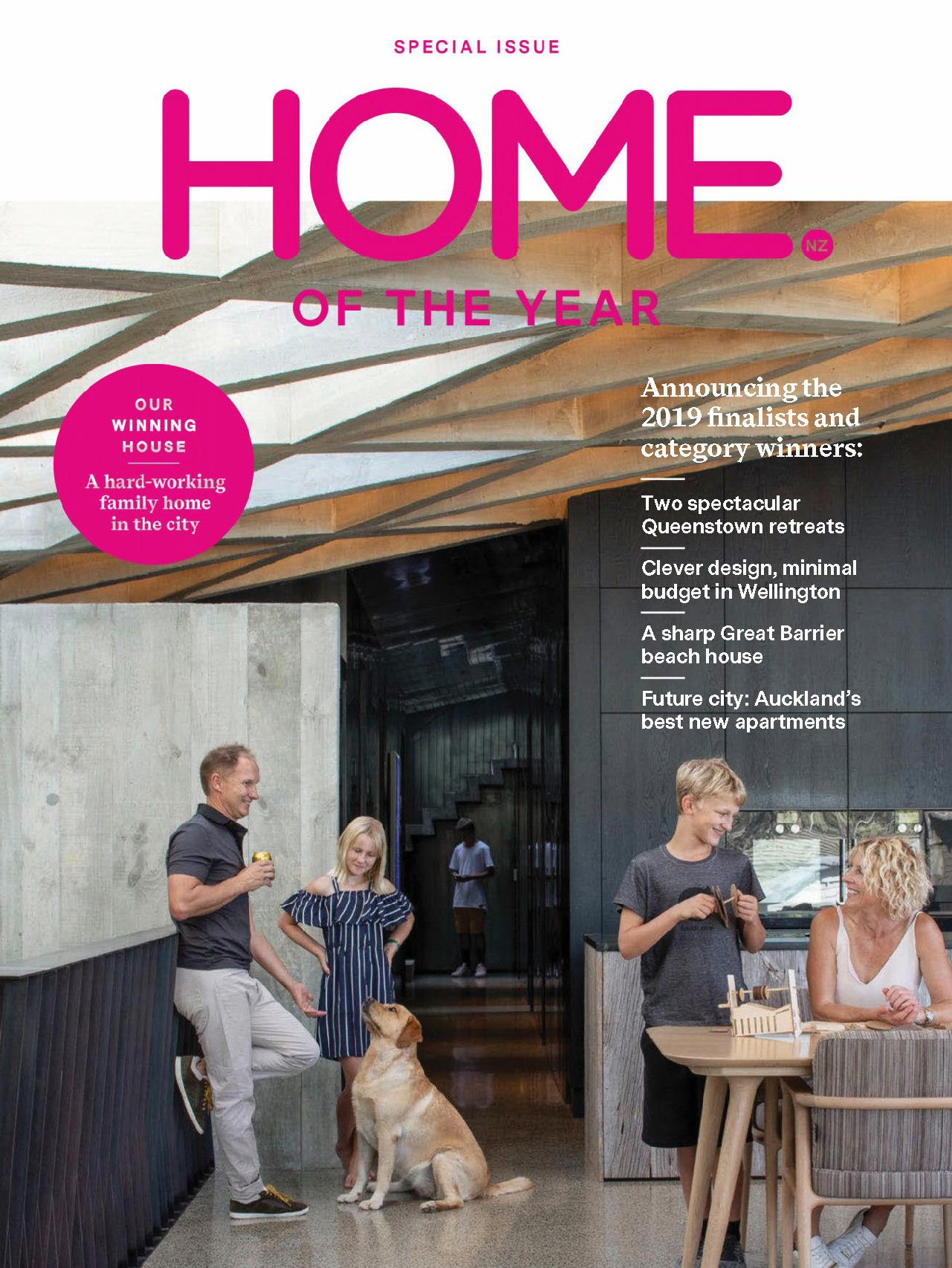 《Home》新西兰版时尚家居杂志2019年04月号