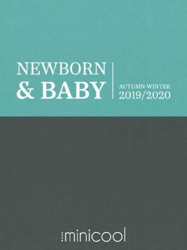《Minicool》2019-2020秋冬西班牙婴童趋势书稿