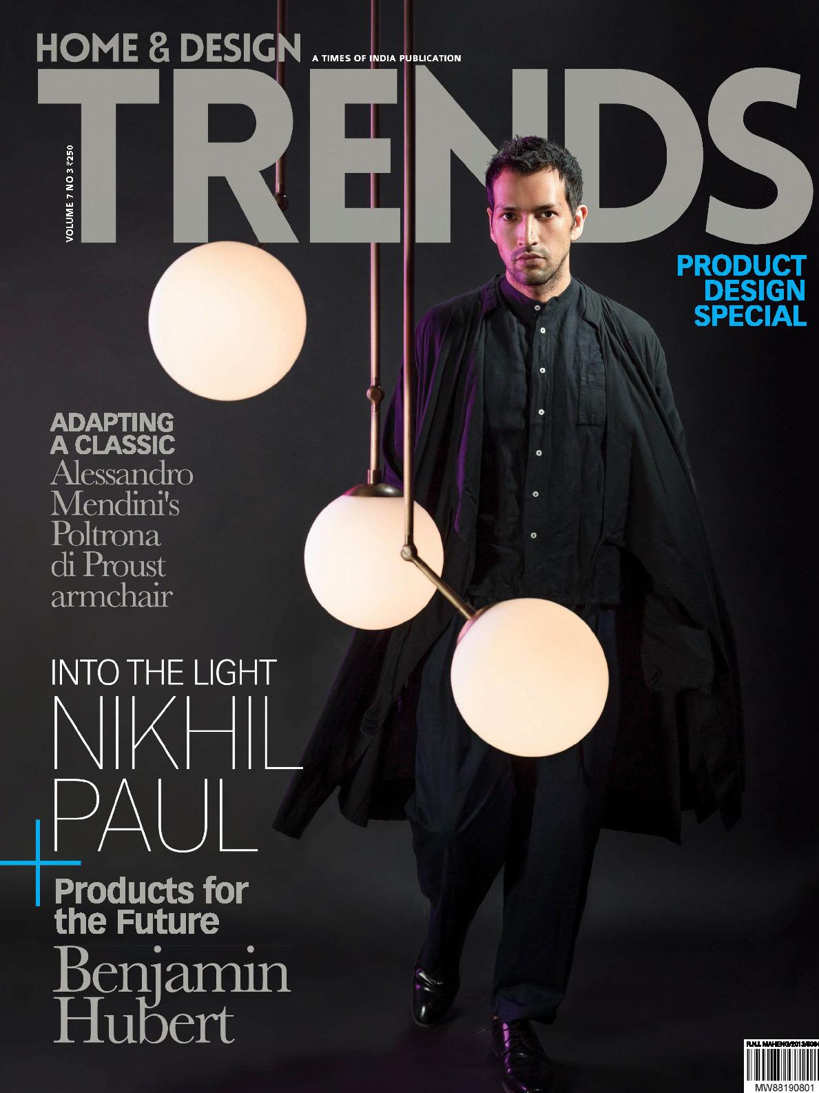 《Home & Design Trends》英国版室内设计杂志2019年08月号