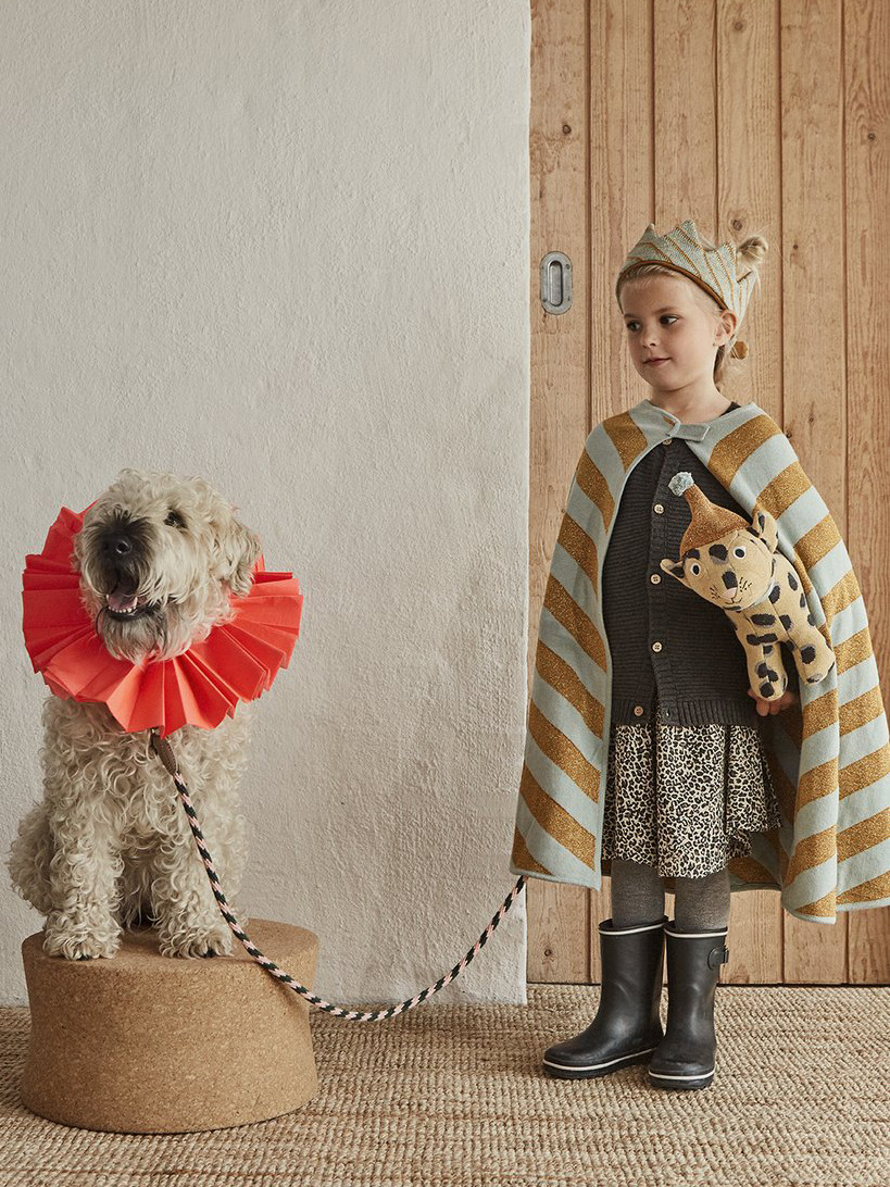 《Oyoy》2019秋冬儿童家居用品系列Lookbook