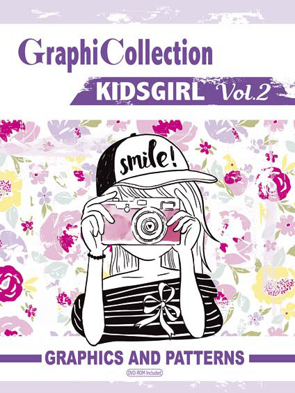 《Graphi Collection》2020春夏意大利女童印花趋势手稿(Vol.2)