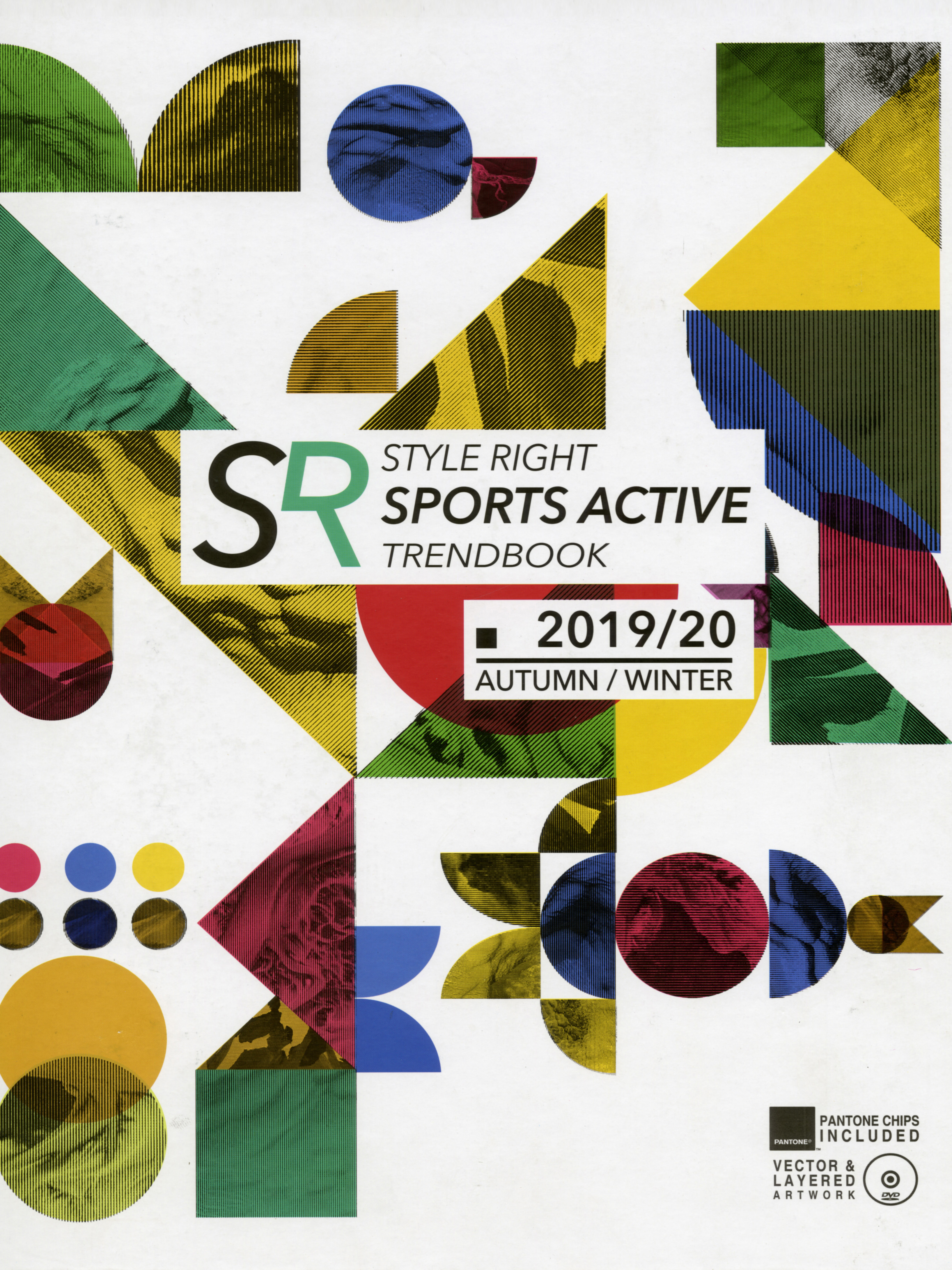 《Style Right》2019-2020秋冬德國男女運動裝趨勢手稿