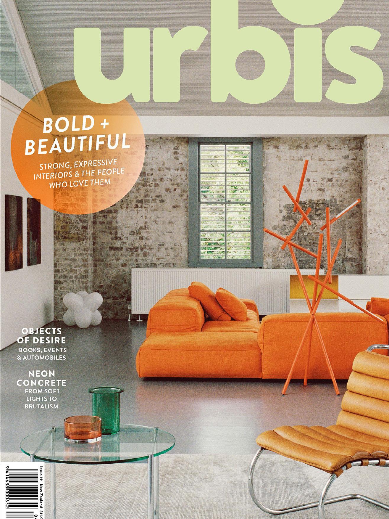 《Urbis》新西兰花园与住宅杂志2019年08月号(#111)