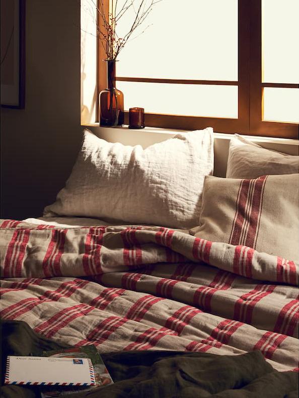 《Zara Home》2019秋冬床上用品系列Lookbook