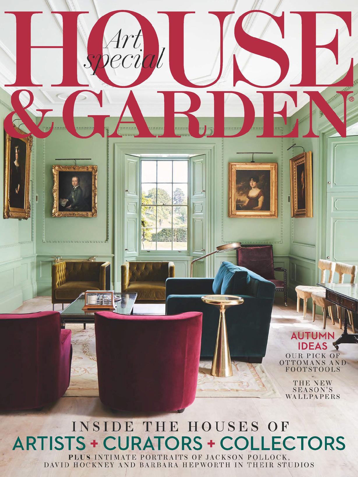 《House & Garden》英國版時尚家居雜志2019年11月號